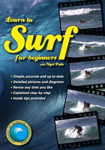 , LEARN TO SURF: FOR BEGINNERS