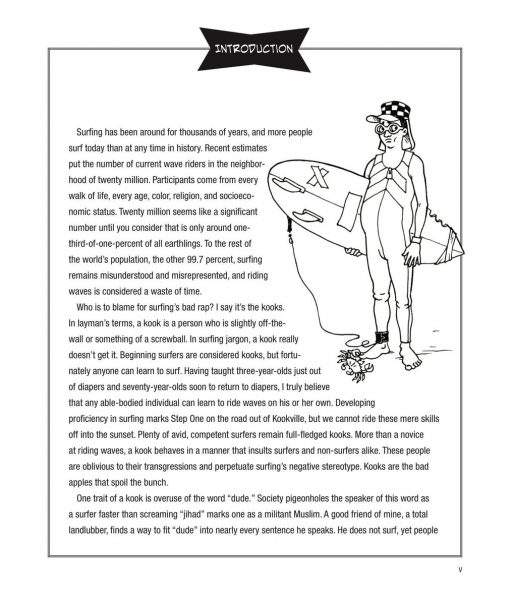 , The Kook's Guide To Surfing 2nd Ed
