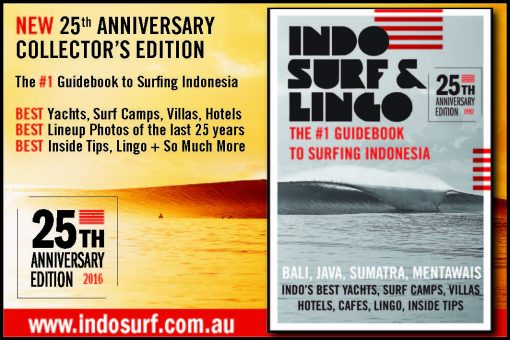 , Indo Surf & Lingo: The #1 Guidebook To Surfing Indonesia
